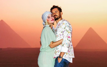 Katy Perry and Orlando Bloom Announce Baby's Gender
