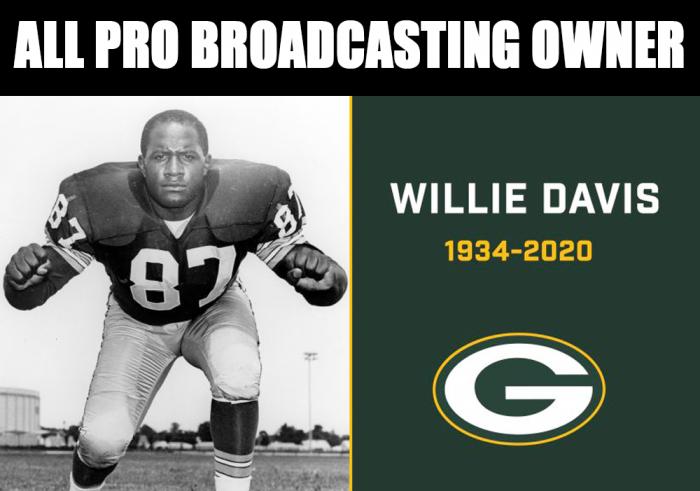 All Pro Broadcasting Owner Willie D. Davis