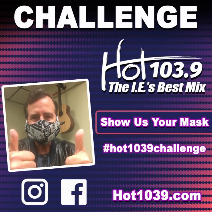 HOT 1039 CHALLENGE