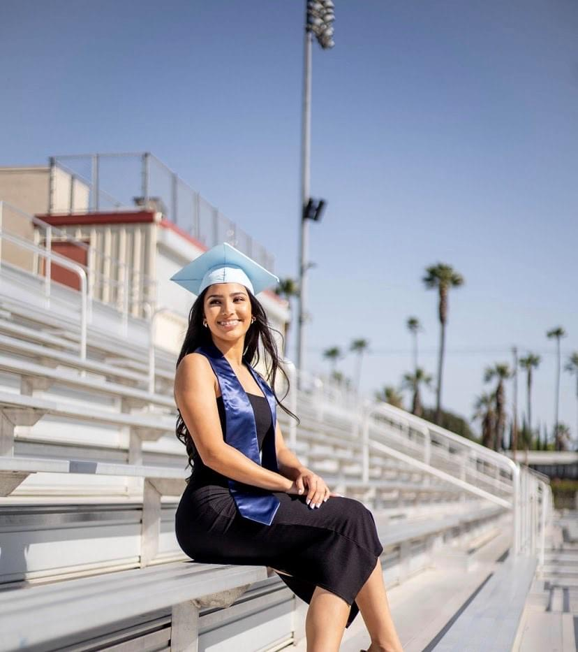 """Aaliyah will be playing softball at UTEP. """"I would like to thank my parents who helped me get to where I am and to all those who supported me."""""""