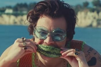 VIDEO PREMIERE: Harry Styles – 'Watermelon Sugar'