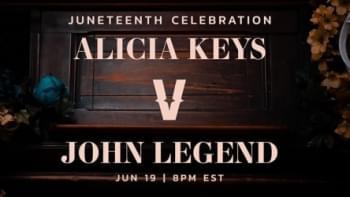 Alicia Keys and John Legend To Face Off For 'Verzuz' Juneteenth Celebration