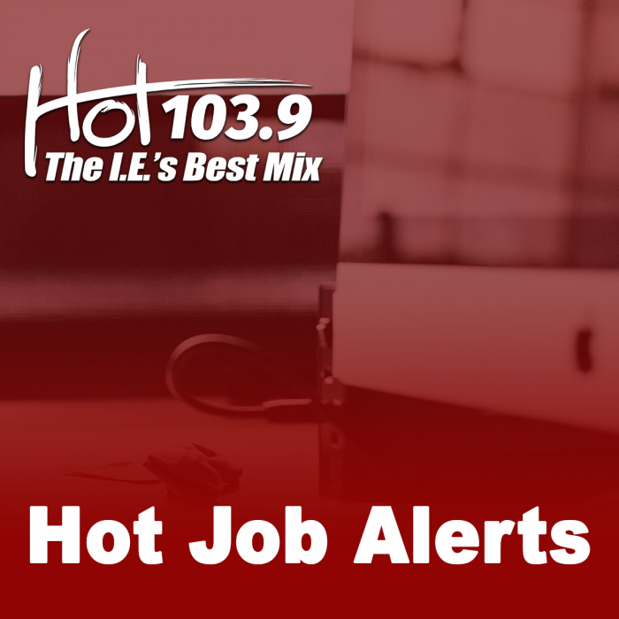 HOT 1039 JOB ALERTS