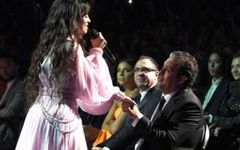 WATCH: Camila Cabello Dedicates 'First Man' Video to Her Dad on Father's Day