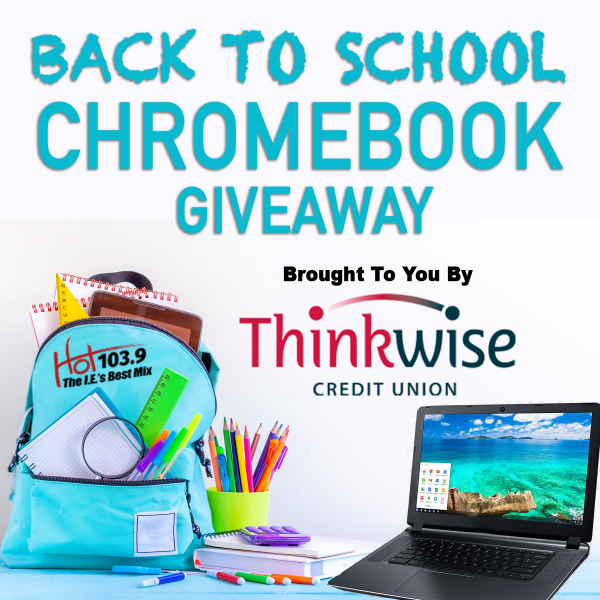 BACK TO SCHOOL CHROMEBOOK A DAY GIVEAWAY