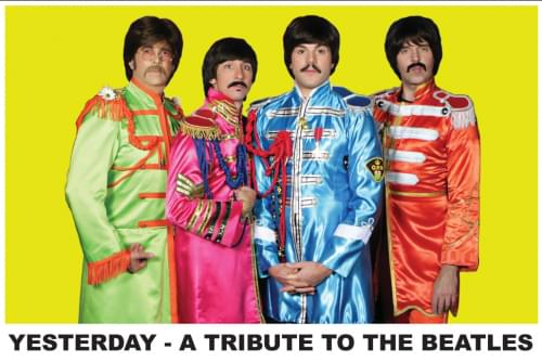 """YESTERDAY – THE BEATLES TRIBUTE"" – SEPTEMBER 18"