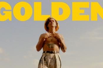 WATCH: Harry Styles' Unveils 'Golden' Music Video