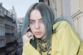 New Music! Billie Eilish Song 'Therefore I Am' Dropping Thursday