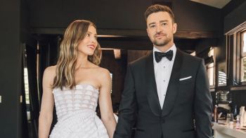 WATCH: Justin Timberlake Confirms Birth of Second Baby With Jessica Biel