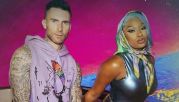 NEW MUSIC ALERT: Listen to Maroon 5 and Megan Thee Stallion's New Song 'Beautiful Mistakes'