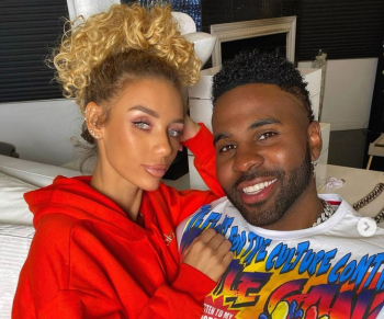 Jason Derulo Expecting First Child with Girlfriend Jena Frumes