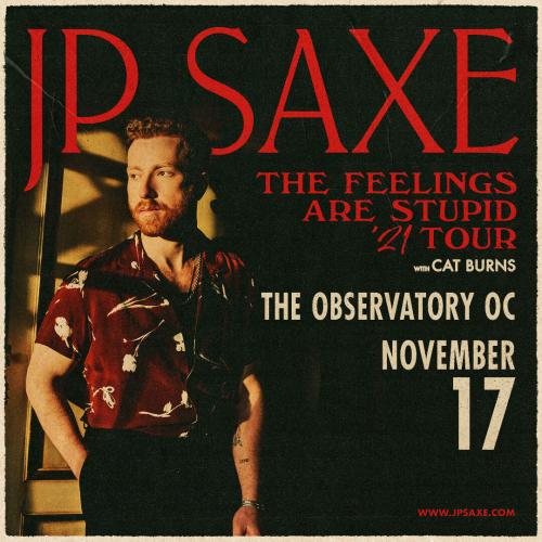 JP SAXE – NOVEMBER 17, 2021