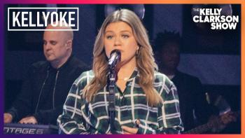 WATCH: Kelly Clarkson Covered Olivia Rodrigo's 'drivers license'