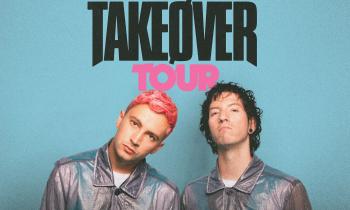 Twenty One Pilots Announce 'Takeover Tour'