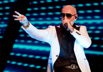 Pitbull Announces The I Feel Good Tour