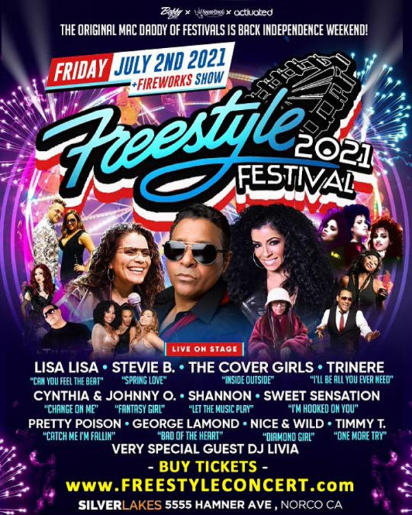 WIN TICKETS TO FREESTYLE FESTIVAL 2021