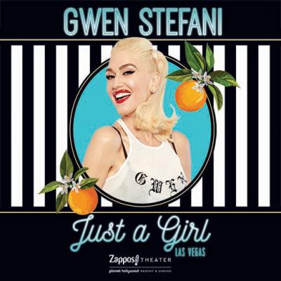 GWEN STEFANI – JUST A GIRL