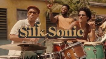 WATCH: Bruno Mars, Anderson .Paak's Silk Sonic Drop New 'Skate' Video