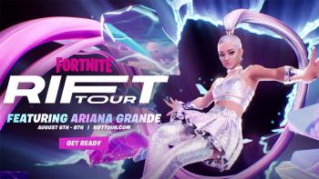 Ariana Grande is Headlining New Fortnite Concert Series