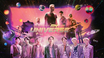 VIDEO PREMIERE: Coldplay X BTS – 'My Universe'