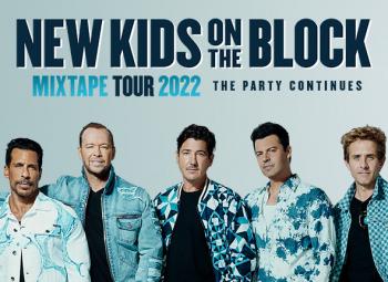 New Kids on the Block Announce 2022 MixTape Tour