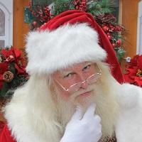 Santa Appearance at  La Carreta
