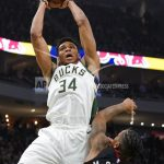 Bucks Top Clippers; Giannis Re-injures Ankle