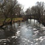 Rock River Slowly Falling
