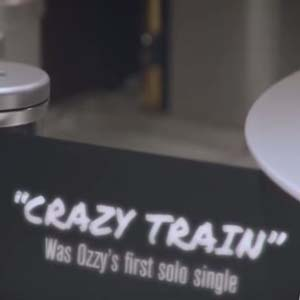WATCH: Ozzy & Jack Osbourne Find Original Crazy Train Tapes