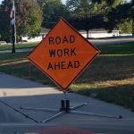 Road Repair Work: West side of intersection at 31st Street and 2nd Avenue