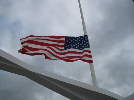 Flags to Fly at Half-Staff on Patriot Day