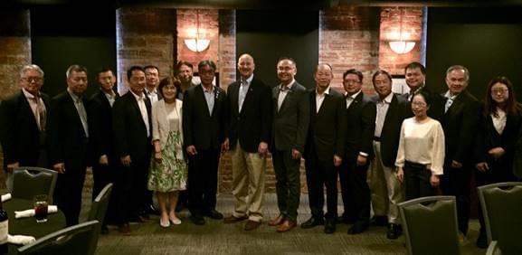 Gov. Ricketts Announces Taiwan Companies' Intent to Buy Nebraska Ag Commodities