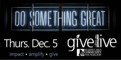 Annual Give Where You Live Giving Day is First Thursday in December