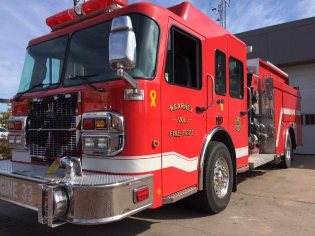 Eaton Fire Brigade extinguishes early Friday morning fire