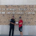 Kearney CrossFit gives $8,000 donation for Operation NETS