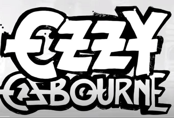 """OZZY OSBOURNE: An Animated """"Train"""""""