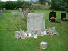 Bonham grave 0924 SC