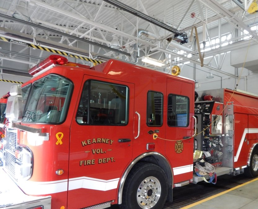 Kearney structure fire causes over $200,000 in damages