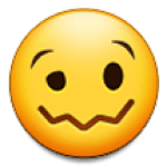 New Drunk Face Emoji