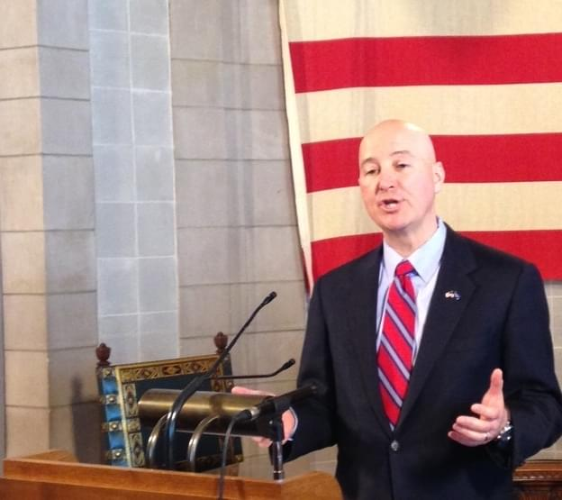 Governor Ricketts Declares State of Emergency to Aid Victims of Late-Summer Floods