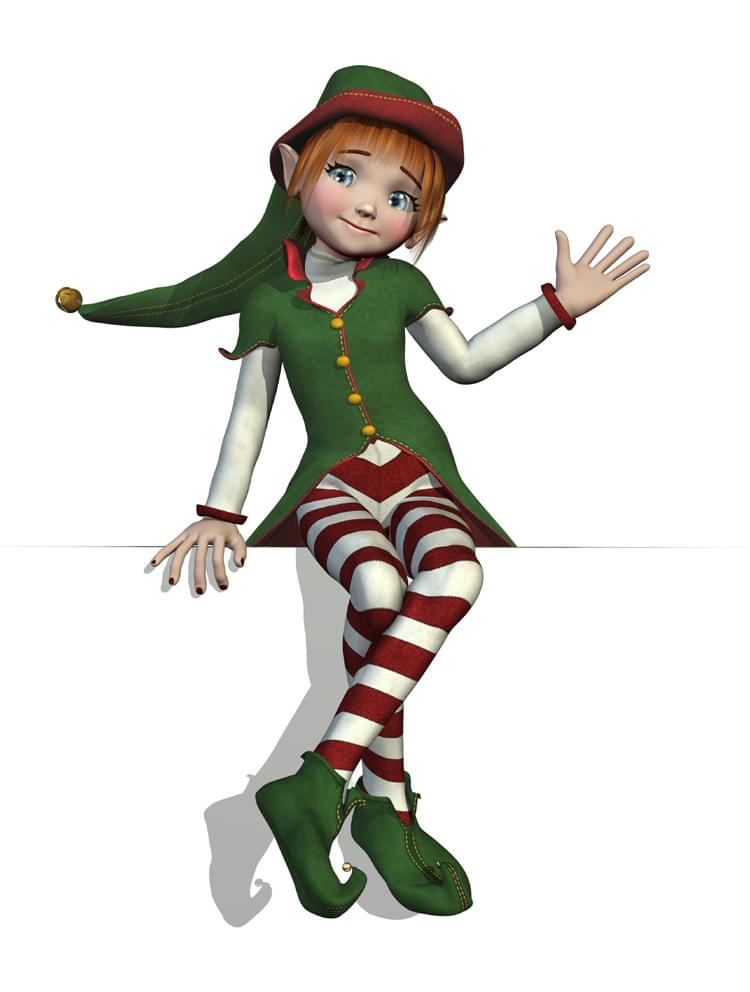 Santa's Elves Wanted!