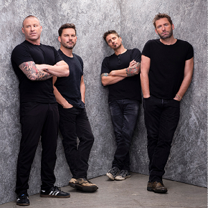 Nickleback 300 X 300