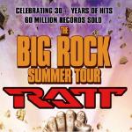 RATT + Skid Row + Quiet Riot