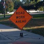 Street Work/Closure North Railroad Street, 1st Avenue, 21st Street, 22nd Street, 23rd Street and 24th Street