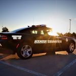 Stolen Vehicle Recovered in I-80 Pursuit, Juvenile Apprehended