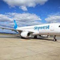 Skywest jet