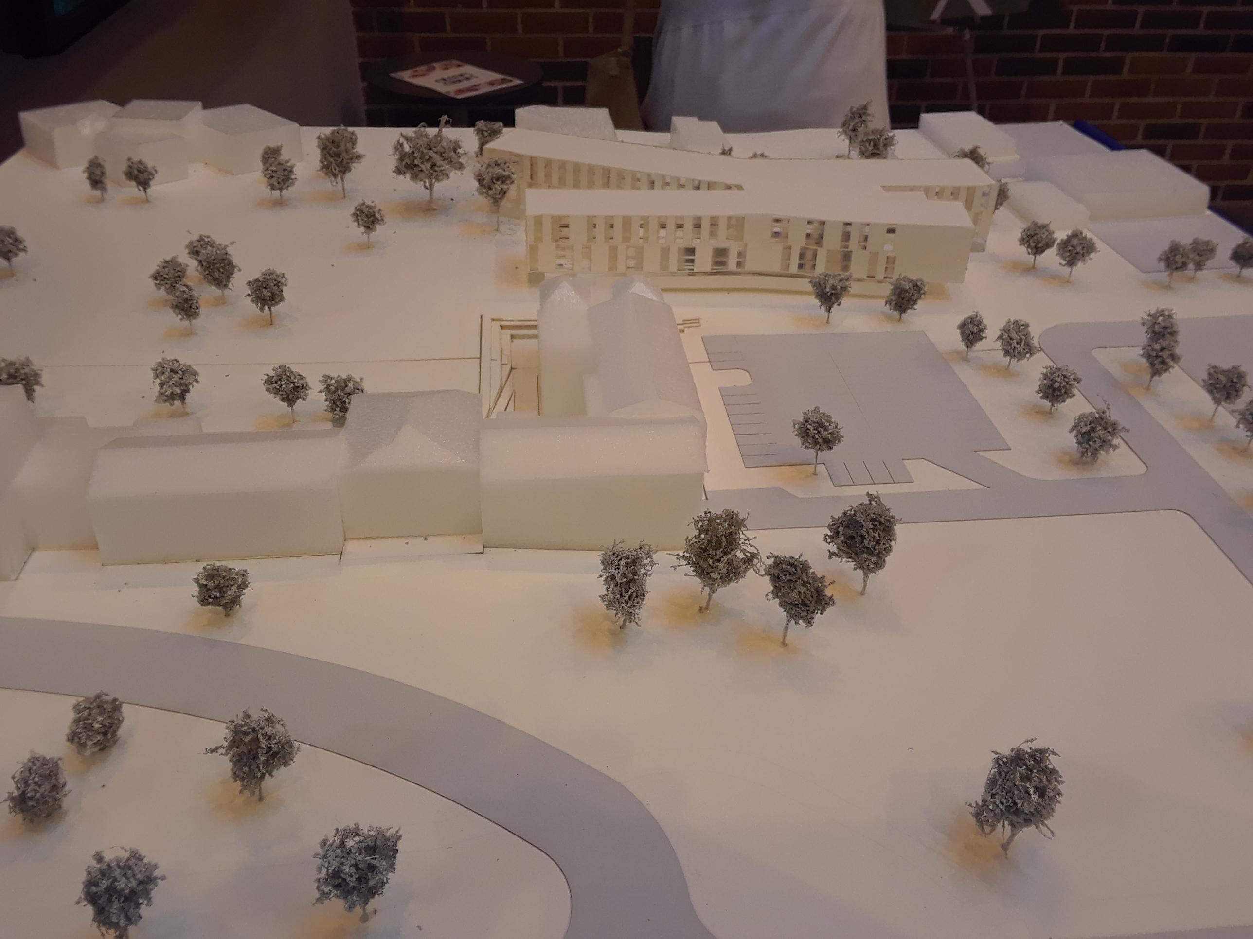 Stem building model