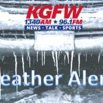 Blizzard Warning continues through Saturday
