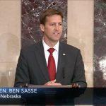Nebraska Sen. Sasse rips Trump over COVID-19, foreign policy