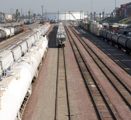 BNSF's next CEO will be first woman to lead major railroad